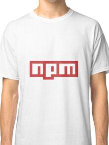 npm Classic T-Shirt