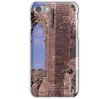 Windows In St Andrews Cathedral iPhone Case/Skin