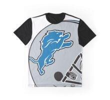 Detroit Lions Graphic T-Shirt