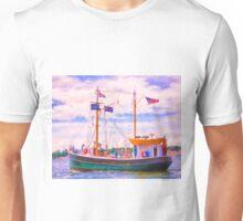 Aboard The Roann Unisex T-Shirt