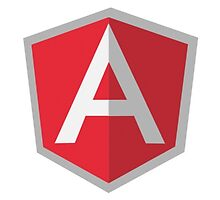 AngularJS logo by Finzy
