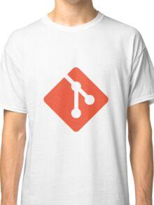 Git logo Classic T-Shirt