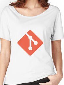Git logo Women's Relaxed Fit T-Shirt