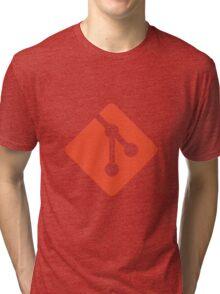 Git logo Tri-blend T-Shirt