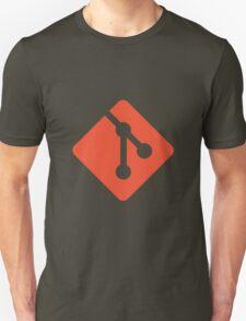 Git logo Unisex T-Shirt