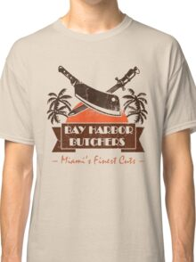 dEXTER- bAY hARBOuR BUTCHER Classic T-Shirt
