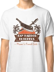 dEXTER- bAY hARBOuR BUTCHER Classic T-Shirt