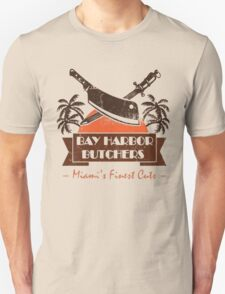 dEXTER- bAY hARBOuR BUTCHER Unisex T-Shirt