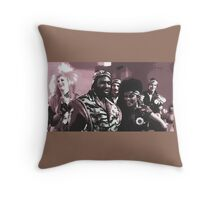 The last dragon - it's mumbo jumbo like that Throw Pillow