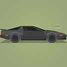 Knight Rider by David Wildish