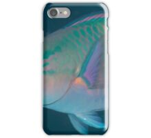 Tricolor Parrotfish iPhone Case/Skin
