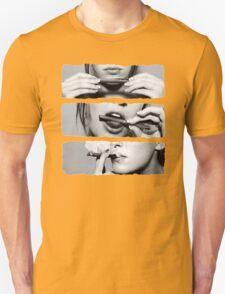 Girls love blunts Unisex T-Shirt