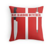 Dexter-Bay Harbor Butcher Throw Pillow
