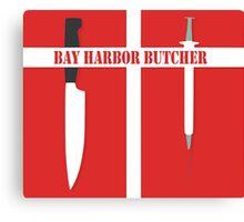 Dexter-Bay Harbor Butcher Canvas Print