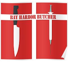 Dexter-Bay Harbor Butcher Poster