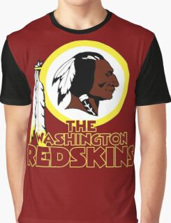 Washington Redskin Graphic T-Shirt