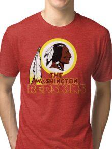Washington Redskin Tri-blend T-Shirt