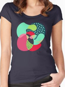 NaiveIII Women's Fitted Scoop T-Shirt
