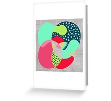 NaiveIII Greeting Card