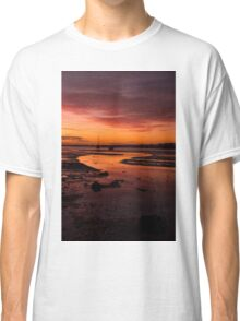 Harbour Sunset Classic T-Shirt