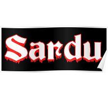 Sardu! Poster