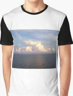 Cloud Space Graphic T-Shirt