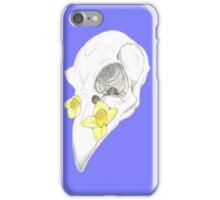 Flowers & Skulls & Spiders iPhone Case/Skin