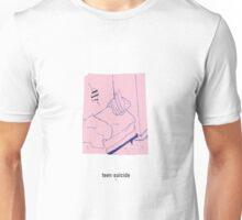 Teen Suicide Album Unisex T-Shirt