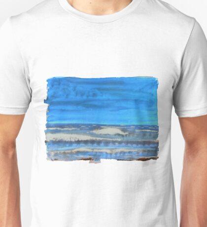 Peau de Mer • Sea's Skin • Piel de Mar Unisex T-Shirt