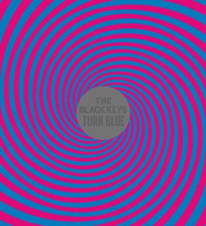 Turn Blue - The Black Keys Sticker