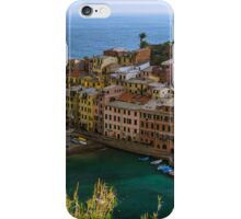 Beautiful Vernazza, Italy iPhone Case/Skin