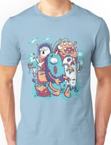 crazy and funny Unisex T-Shirt
