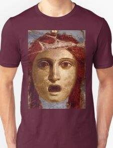 Souvenir from Pompeii - Theatre Mask T-Shirt