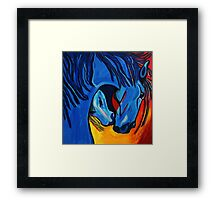 ENDEARING  HORSES  MARE AND COLT Framed Print
