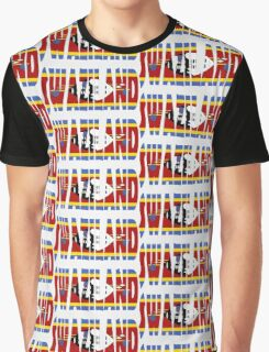 Swaziland Graphic T-Shirt
