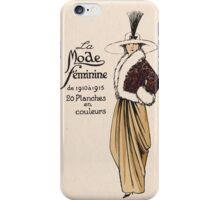 1915 iPhone Case/Skin