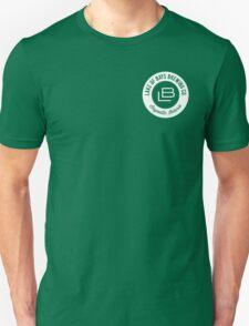 Lake of Bays Logo - White Unisex T-Shirt
