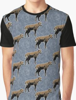 Hyena Graphic T-Shirt