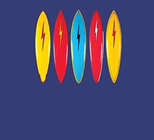 My cool vintage surfboards  Unisex T-Shirt