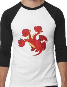 Targaryen House Men's Baseball ¾ T-Shirt