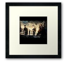 The 5th Wave  MovieThe Battlefield Wave Framed Print