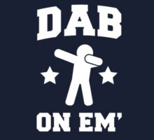 Dab On Em' stickman by mogumogu