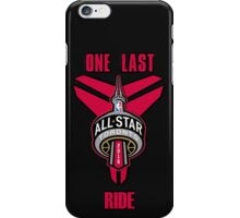 Kobe - One last ride (Limited Edition) iPhone Case/Skin