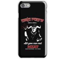 Mola Ram's Bar & Grill iPhone Case/Skin