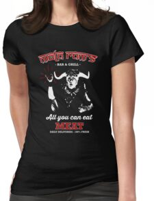 Mola Ram's Bar & Grill Womens Fitted T-Shirt