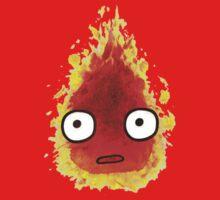 CALCIFER Japan Fire Spirit, Totoro Kids Clothes