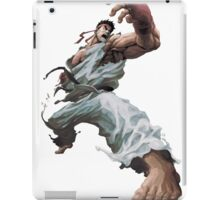 Street Fighter Ryu - Case  iPad Case/Skin