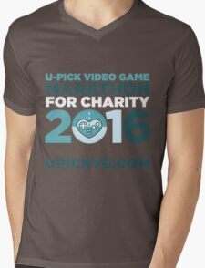UPickVG 2016 Mens V-Neck T-Shirt