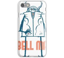 The Bell Master iPhone Case/Skin