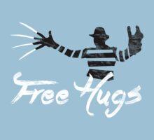 Free Hugs Freddy One Piece - Short Sleeve